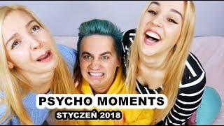 🤪 PSYCHO MOMENTS 1 🤪 THE SISTERS i BARTI