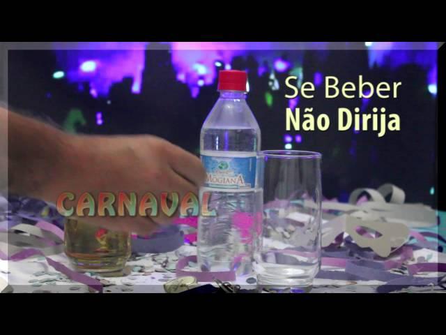 Água Leve Mogiana Carnaval