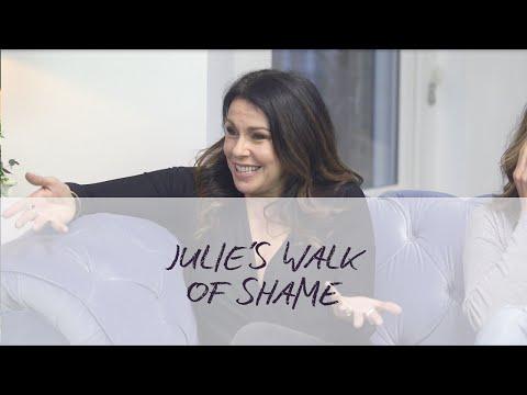 The Shame! Julie Graham Reveals Her Most Embarrassing Moment