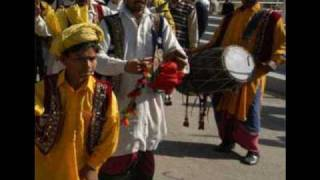 Sufi Music of Pakistan- Rehmet Ali- Dam Mast Qalander Ali Ali