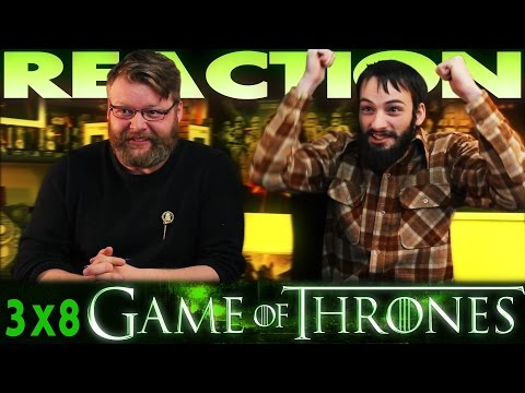 "Game of Thrones 3x8 REACTION!! ""Second Sons"""