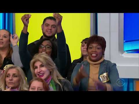 The Price is Right:  January 23, 2019  (Car win in Grocery Game!)