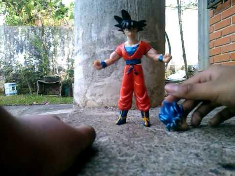 Muñecos de goku
