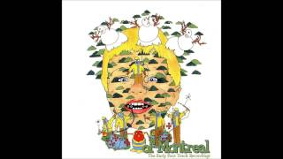 of Montreal - - Early Four Tack Recordings (Full Album)