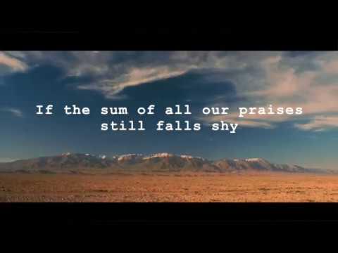 So Will I (100 Billion X )- Hillsong United //WithLyrics//