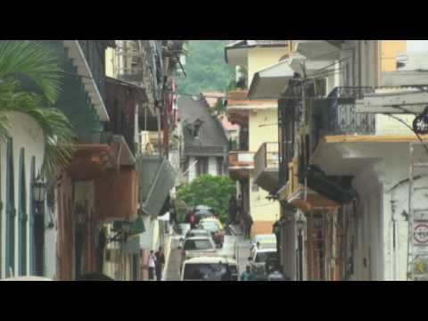 Panama Viejo (Old Town).wmv