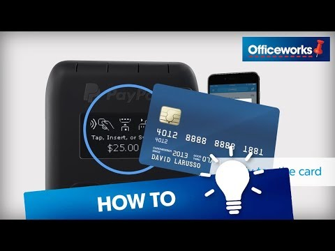 PayPal Tap n Go Mobile Card Reader - Contactless