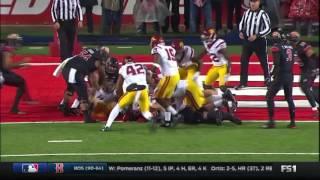 2016 Utah vs USC - Isaac Asiata Touchdown