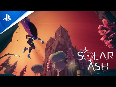 Solar Ash - Introduction Trailer | PS5