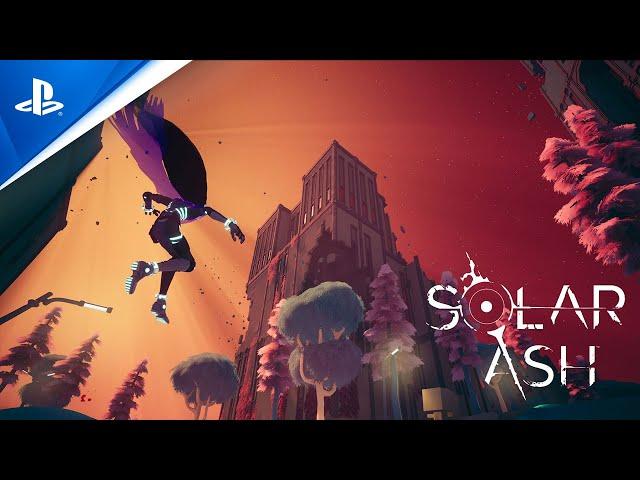 Solar Ash (видео)