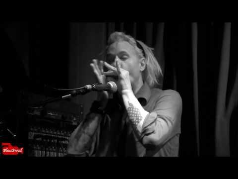 JJ Appleton & Jason Ricci • Ain't No Use • Terra Blues NYC 4/18/18