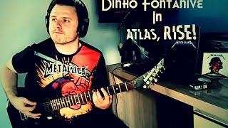 Baixar Dinho Fontanive: Atlas, Rise! (Metallica)(Guitar Cover)