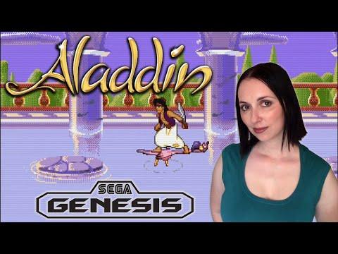 Aladdin (Sega Genesis) - Retro Game Review
