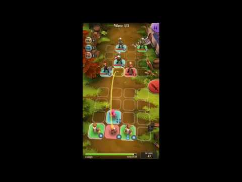 Blades Of Revenge: RPG Puzzle (by Infinity Levels) - Rpg Game For Android - Gameplay.