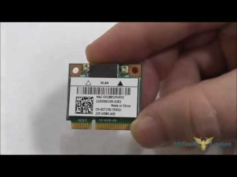 Killer Wireless-N mini PCIe 1202 NIC Overview + Benchmarks + Installation