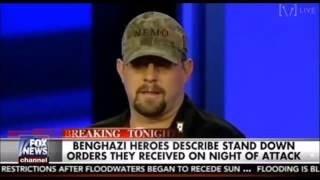 The Kelly File 1/4/2016 Megyn Kelly interviews Benghazi Heroes on '13 Hours' Movie