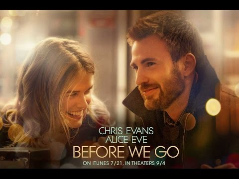#MovieMonday: Before We Go
