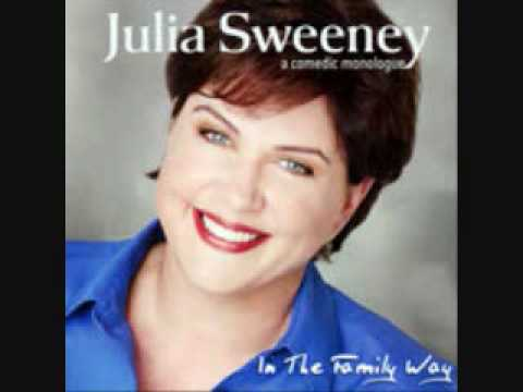"""Julia Sweeney """"In the Family Way"""" Part 2/9"""
