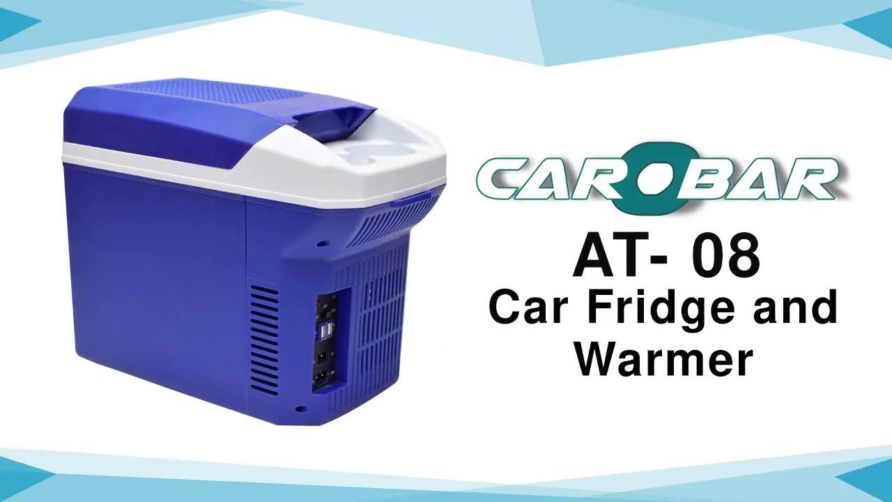 5b202417003 Car-o-bar Car Fridge-cum-warmer by Blackcat - YouTube