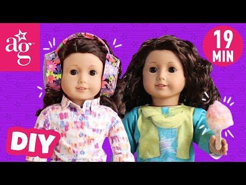 The Best Doll DIY Accessories | Doll DIY | American Girl