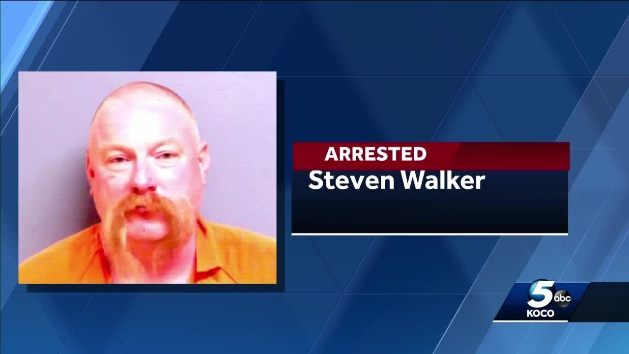 OKLAHOMA CITY, OKLAHOMA: WHITE MAN ACCUSED OF GROPING WOMEN, CONFISCTING BEER WHILE IMPERSONATING OF