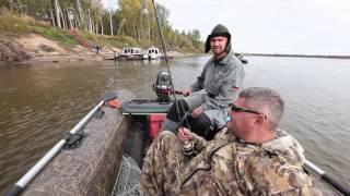 Рыбалка на реке Покамас город Сургут