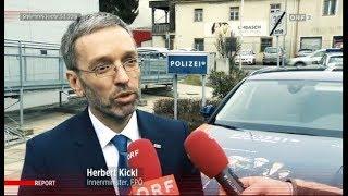 ORF: THEMA,REPORT,ZIB zu Kinderbonus,Notstandshilfe,Arbeitslosengeld,Asylanten1-2018