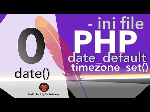 Php date timezone