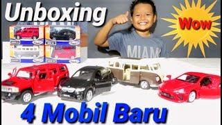 Unboxing Mobil Mainan Hummer BMW VW Lexus |Diecast Apollo