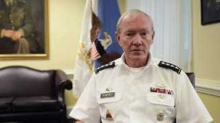 Gen. Dempsey discusses sequestration during first week of civilian furloughs