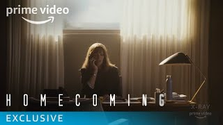 Homecoming Season 1 - Episode 1: X-Ray Bonus Video   Prime Video
