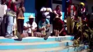 HURACAN DE FUEGO EN AFRICA
