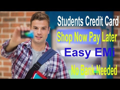 Credit Card For Students In India 2018, Red Carpet App, Pay Money In Emi Only For Students| TechOn24