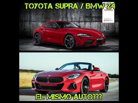 Cap 59 Toyota Supra y BMW Z4 El mismo Auto???