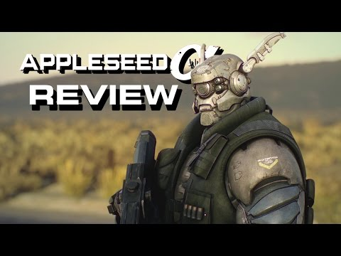 Appleseed Alpha Review - Scrambled Thoughts