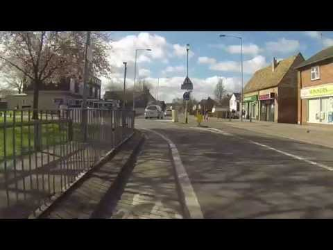 Bike ride to Addenbrooke's Hospital