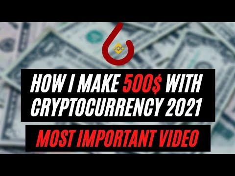How I Make $500 With Cryptocurrency 2021 And Tips And Tricks   Hindi/Urdu