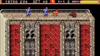 Dos Games: Ninja Gaiden II: The Dark Sword of Chaos