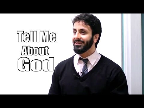 Tell Me About God - Hamza Tzortzis