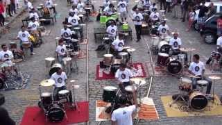 festival de bateria recife antigo projeto batuque