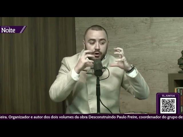 Entrevista para o canal Terça Livre TV