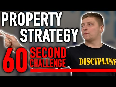 Property Strategy In 60 Seconds | Property Tips |