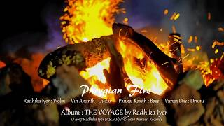 Radhika Iyer - Phrygian Fire (Official Music Video)