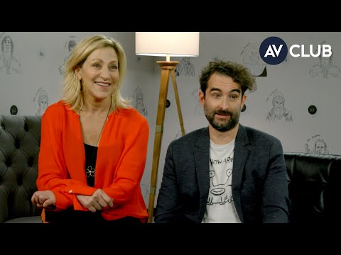 In turbulent times, Edie Falco and Jay Duplass want to make art that creates empathy