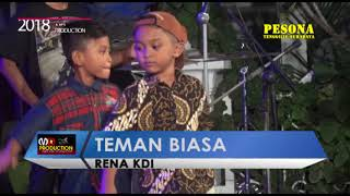 Download lagu Teman Biasa Rena KDI MP3