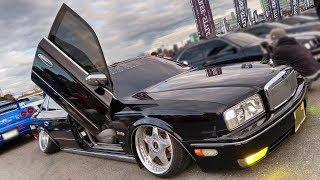 Nissan President Custom Car | 日産 プレジデント シザードア