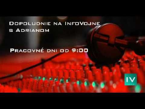 Dopoludnie na Infovojne s Adrianom  16.6.2017