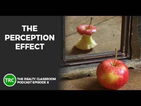 The Realty Classroom Episode 08: The Perception Effect