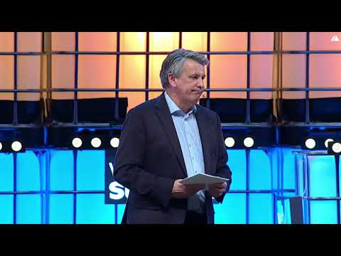 Watch: Shell CEO Ben van Beurden's speech at Web Summit 2018 in Lisbon