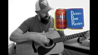 Full Sail Blood Orange Beer Review - AWOLNATION Handyman Guitar Cover